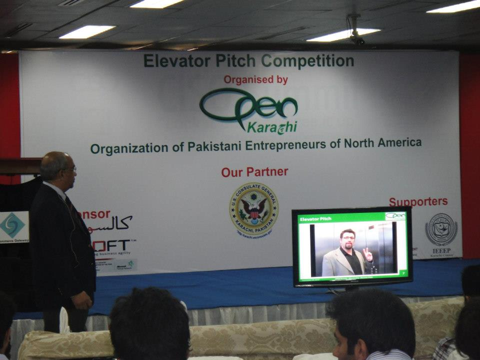 ITCN Asia- Elevator Pitch COmpetition
