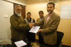 MoU Signing ceremony between OPEN Karachi & IEEEP