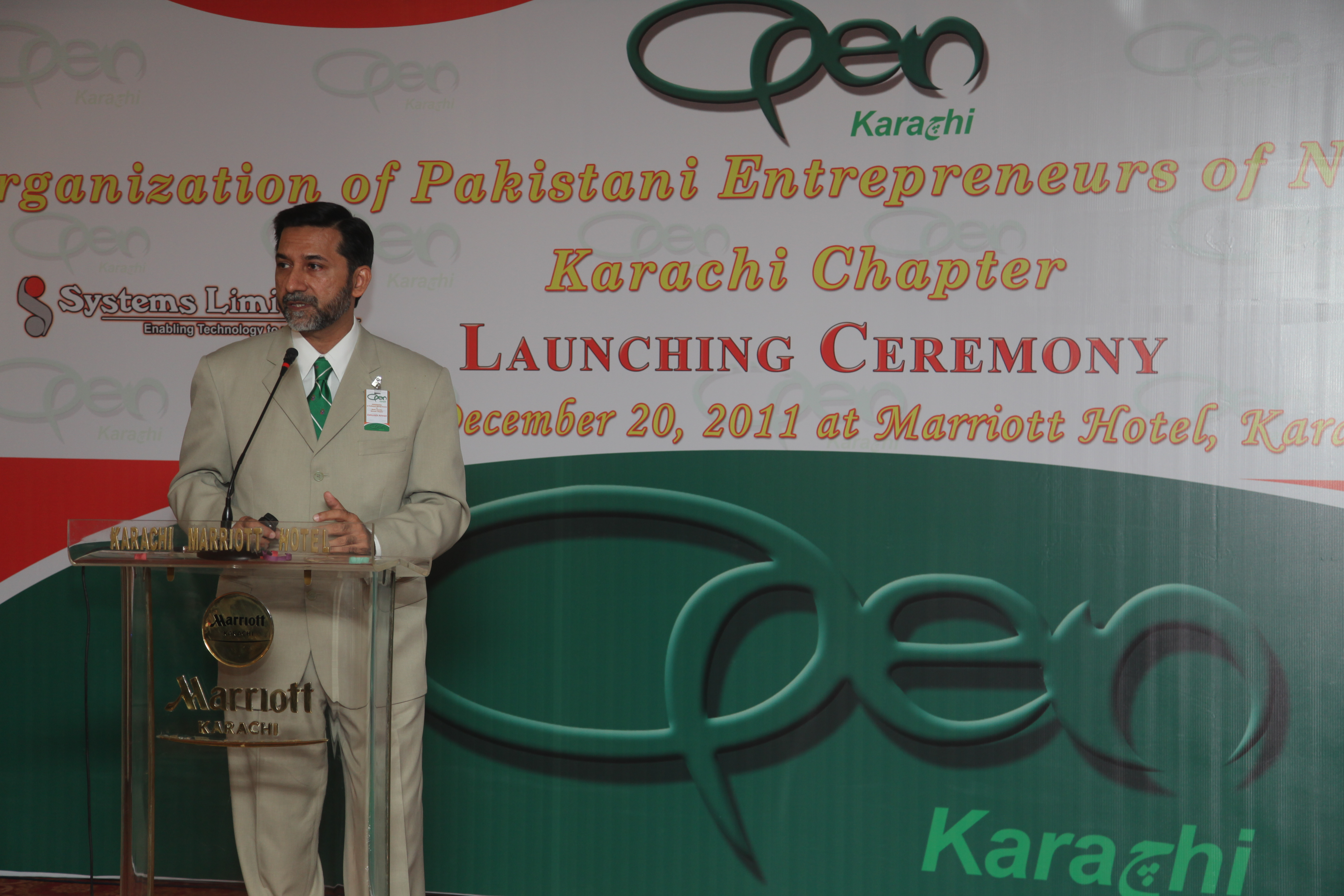 OPEN Karachi Launch Event 2