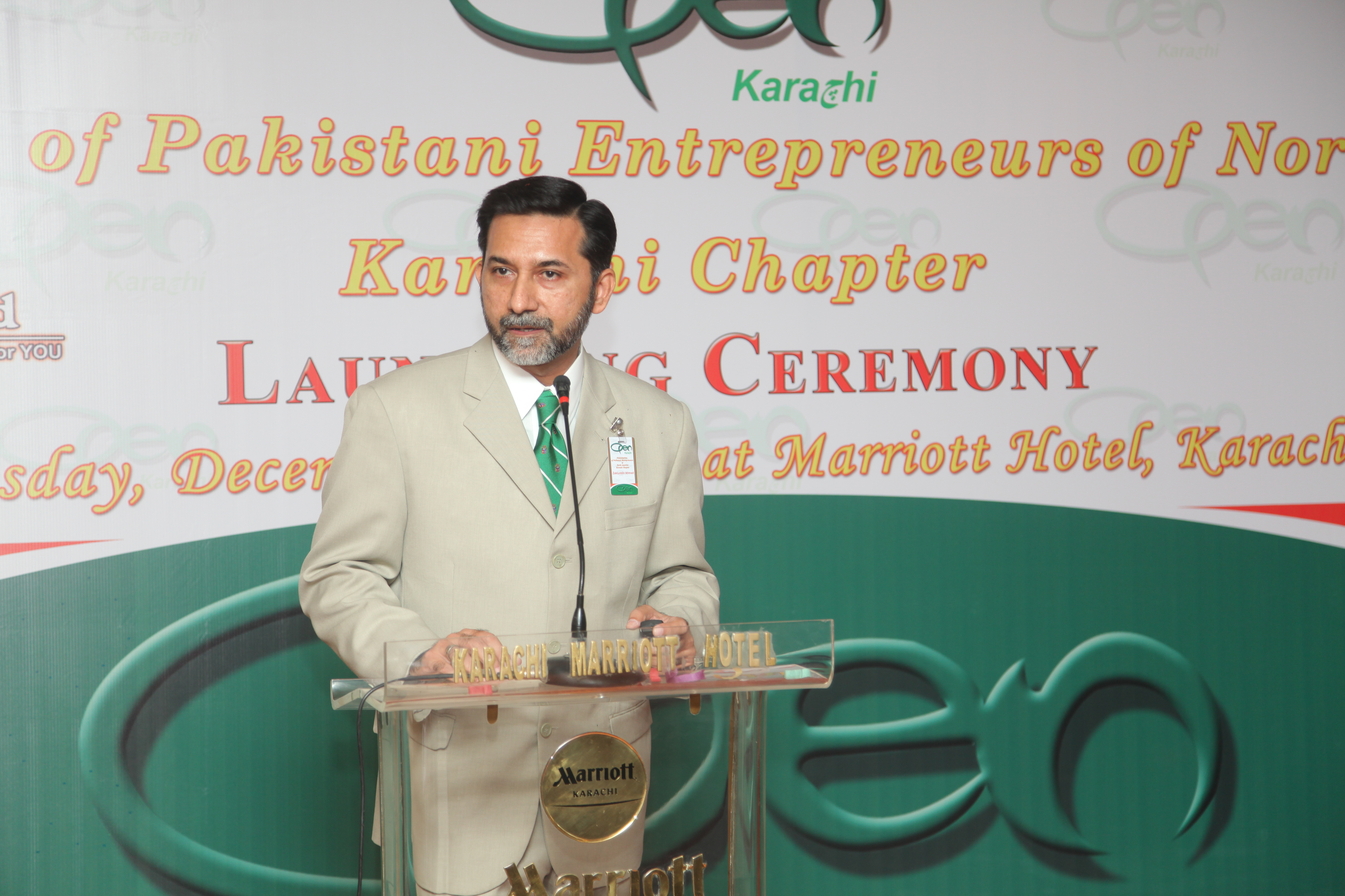 OPEN Karachi Launch Event
